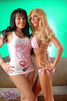 Have sexual intercourse by hot foxxy. Hottie Kimber James Gets make love By Foxxy
